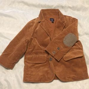 Gap Corduroy Toddler Blazer